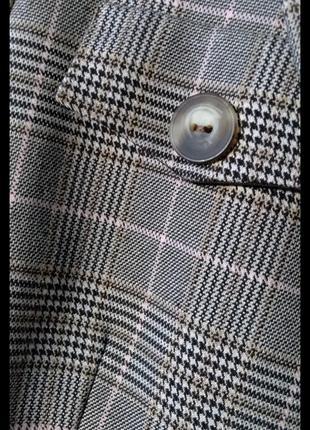 Пиджак  yessica клечатый,ну очень стильный!)6 фото