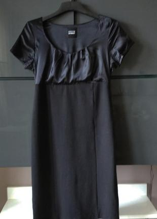 Настоящее маленькое черное платье брендовое steffen schraut германия