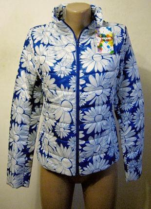 Desigual куртка тонкая новая арт.980 + 2000 позиций магазинной одежды