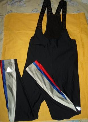 Комбинезон трико для гимнастики фитнеса вело размер м-46/48