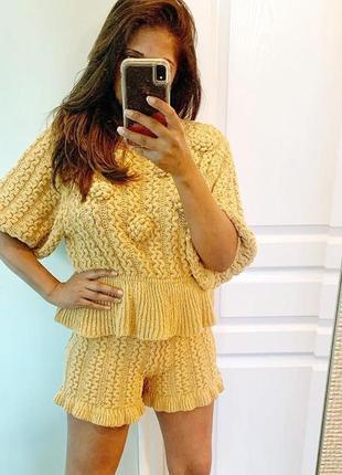 Zara кофта светр свитр
