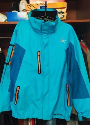 Куртка-ветровка-дождевик high molin ain