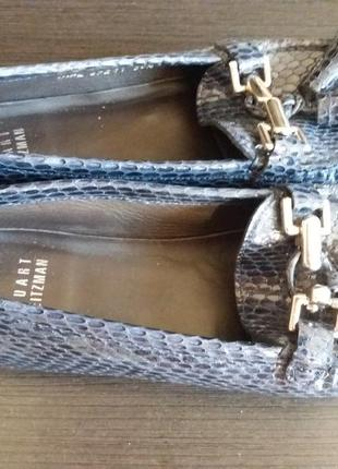 Лофферы, туфли stuart weitzman