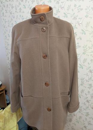 Пальто шерсть мягусенькая