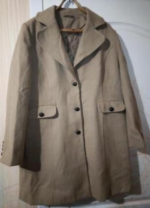 Пальто 56 размера