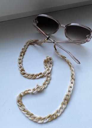 Цепочка цепь подвеска на очки