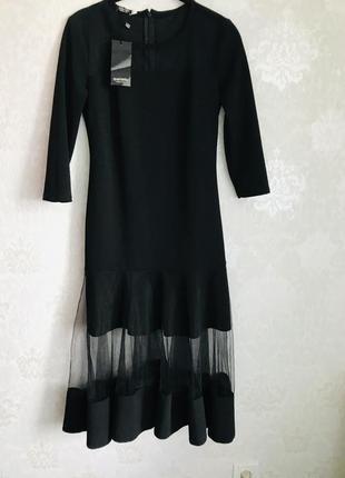 Жіноче стильне плаття