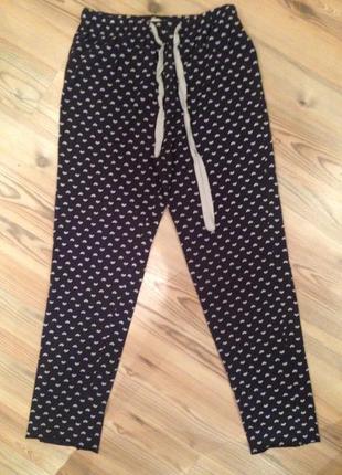 Домашние или пижамные штанишки