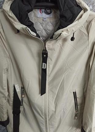 Куртка плащ весенняя коллекция