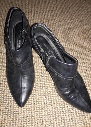 Туфли ботильёны  marco tozzi