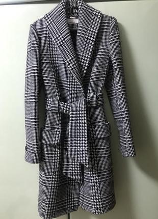 Пальто демисезонное karen millen1 фото