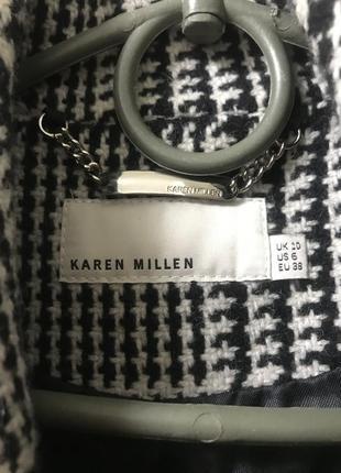Пальто демисезонное karen millen3 фото