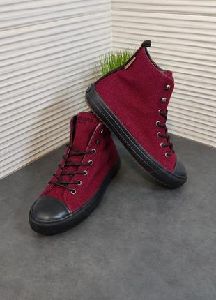 Кеди черевики dockers кеды ботинки