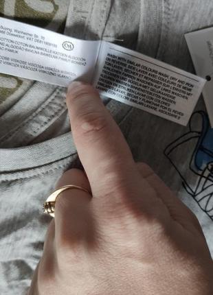 Новый фирменный реглан palomino c&a, лонгслив,футболка с длинным рукавом4 фото