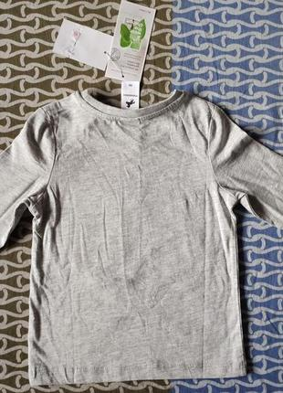 Новый фирменный реглан palomino c&a, лонгслив,футболка с длинным рукавом3 фото