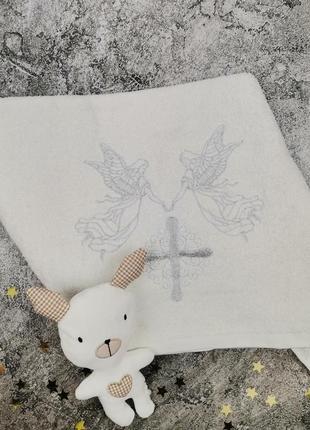 Крыжма для крещения полотенце с вышивкой крижма для хрещення дівчинки і хлопчика