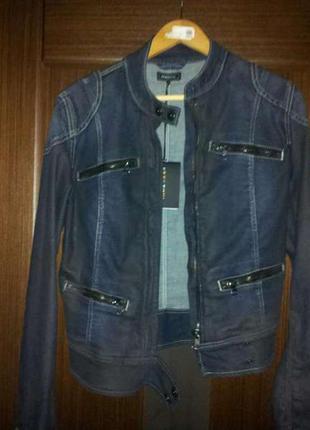 Новая джинсовая куртка freesoul