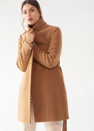 Классическое пальто mohito