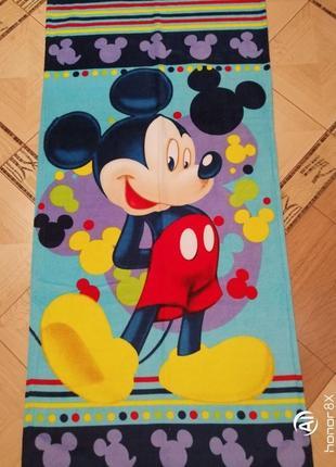 Детское махровое полотенце 75* 150, пр-во турция, в наличии расцветки 100%коттон