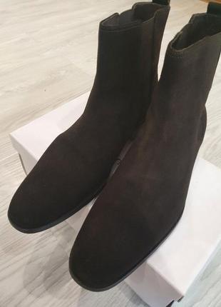 Сапоги. ботинки celvin klein.