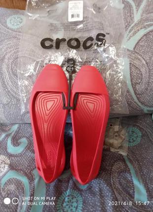 Кроксы сандалии