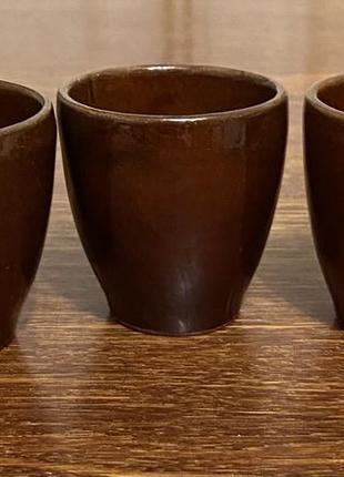 Керамические рюмочки