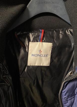 Moncler куртка оригинал