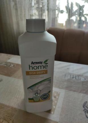 Концентрированное средство для митья посуди, amwey.
