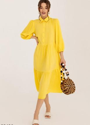 Oversize-платье рубашечного кроя gr