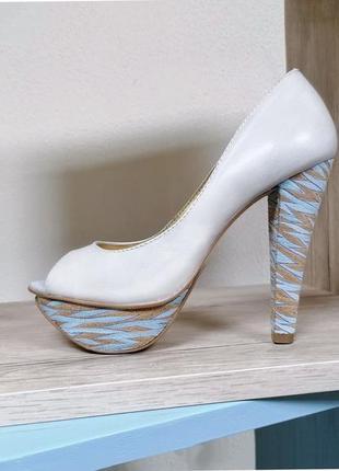 Туфли dumond натуральная кожа