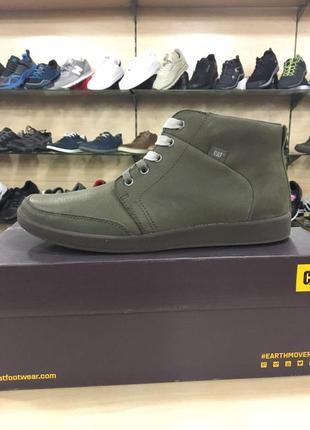 Ботинки мужские cat dorrington men's boots