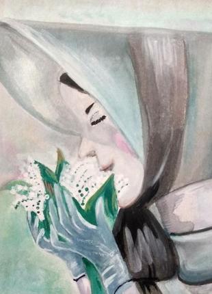 """""""весна"""" картина"""