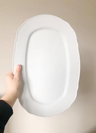 Блюдо ikea upplaga упплага, сервировочная тарелка икеяс