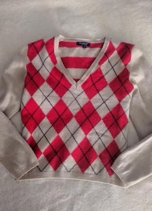 Кашемировый свитер burberry