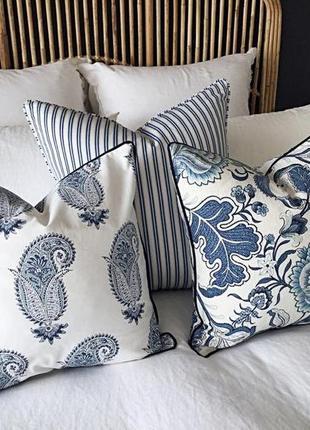 Подушка декоративная, интерьерная 45×45см