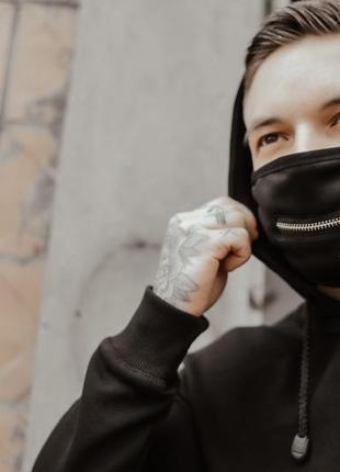 Защитная маска змейка