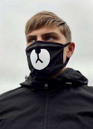 Защитная маска (принт носик)
