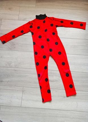Костюм ледибаг, ladybug на 5-7 лет