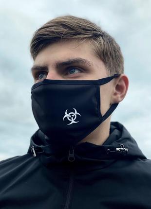 Защитная маска (биологическая угроза мал.)