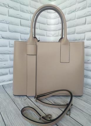 Кожаная сумка италия!шкіряна сумка італія!сумка из кожи!большая  кожаная сумка