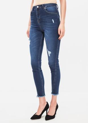 Новые джинсы скини шикарного качества