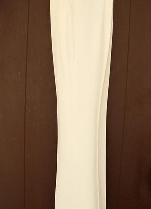 Белые брюки от elisabetta franchi