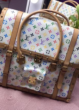 Дорожная сумка louis vuitton👑