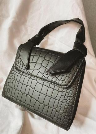 ✨ миниатюрная  сумка на 2-х ремешках ✨