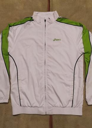 Куртка для тенісу asics m's court jacket