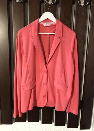Яркий пиджак- батал