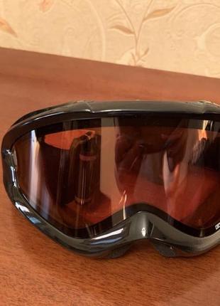 Лыжная маска для взрослого очки мотокрос горнолыжная маска