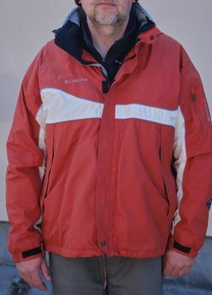 Куртка лижна columbia titanium xl