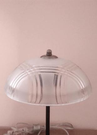 Запасной плафон абажур для настольной лампы 20 см