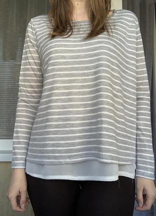 Кофта- блуза